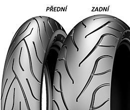 Michelin COMMANDER II 140/90 B15 76 H TL/TT Zadná Cestné
