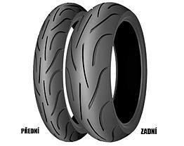 Michelin PILOT POWER 190/55 ZR17 75 W TL Zadná Športové