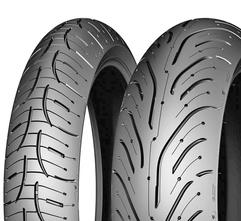 Michelin PILOT ROAD 4 190/55 ZR17 75 W TL Zadná Športové/Cestné
