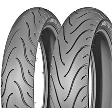 Michelin PILOT STREET 80/80 -14 43 P TL RF RF, Predná / Zadná Športové/Cestné