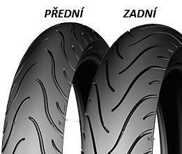 Michelin PILOT STREET RADIAL F 120/70 ZR17 58 W TL Predná Športové/Cestné