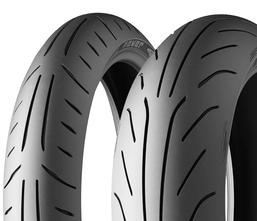 Michelin POWER PURE SC 130/70 -13 63 P TL RF RF, Zadná Skúter