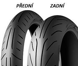 Michelin POWER PURE SC 110/70 -12 47 L TL Předná/Zadná Skúter