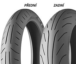 Michelin POWER PURE 190/50 ZR17 73 W TL Zadná Športové/Cestné