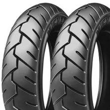 Michelin S 1 90/90 -10 50 J TL/TT Předná/Zadná Skúter