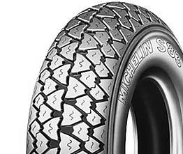 Michelin S83 3,5/- -10 59 J TL/TT RF RF, Predná / Zadná Skúter