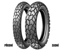 Michelin SIRAC 110/80 -18 58 R TT Zadná Enduro