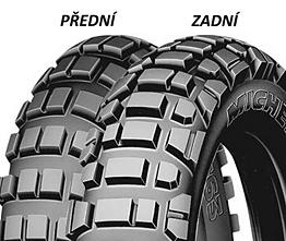 Michelin T63 F 80/90 -21 48 S TT Predná Terénne