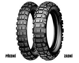 Michelin T63 110/80 -18 58 S TT Zadná Terénne