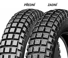 Michelin TRIAL LIGHT 80/100 -21 51 M TT Predná Terénne