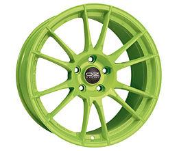 OZ ULTRALEGGERA HLT Green 8,5x19 5x112 ET47 Zelený lak