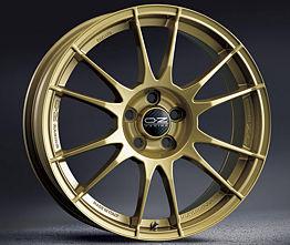 OZ ULTRALEGGERA HLT RG 12x19 5x130 ET68 Zlatý lak