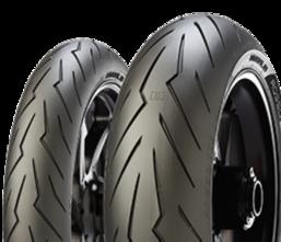 Pirelli Diablo Rosso III 190/50 ZR17 73 W TL Zadná Športové