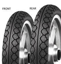 Pirelli Mandrake MT15 90/80 -16 51 J TL RF RF, SBG, Zadní Cestné