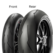 Pirelli Diablo Supercorsa V2 SC2 120/70 ZR17 58 W TL Predná Závodné